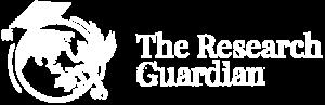 The Research Guardian B&W Logo